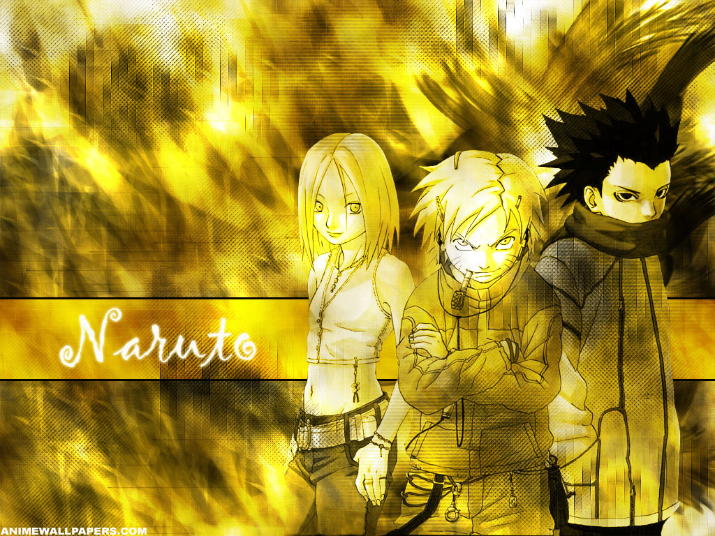 Naruto Anime Wallpaper # 23