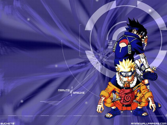 Naruto Anime Wallpaper #38