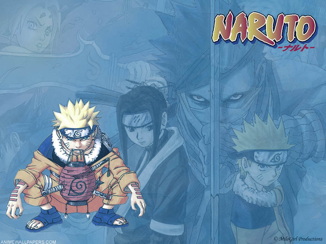 Naruto Anime Wallpaper #43