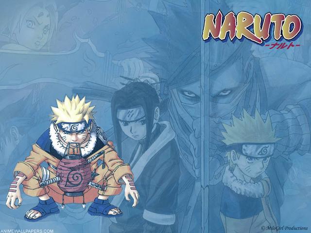 Naruto Anime Wallpaper #43