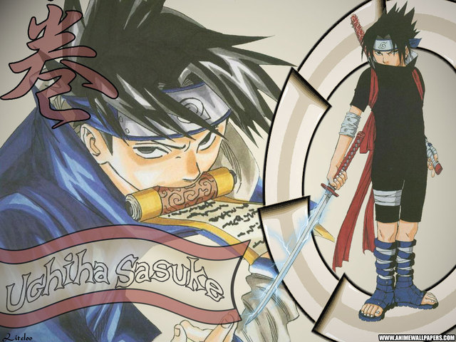 Naruto Anime Wallpaper #48