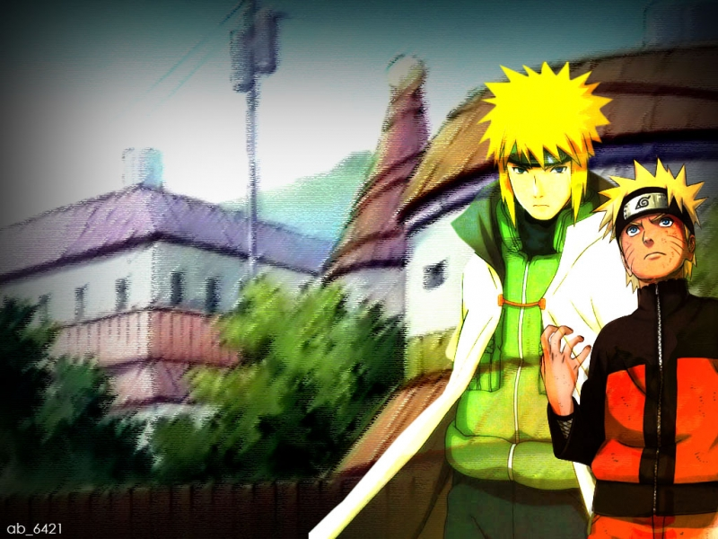 Naruto Anime Wallpaper # 5