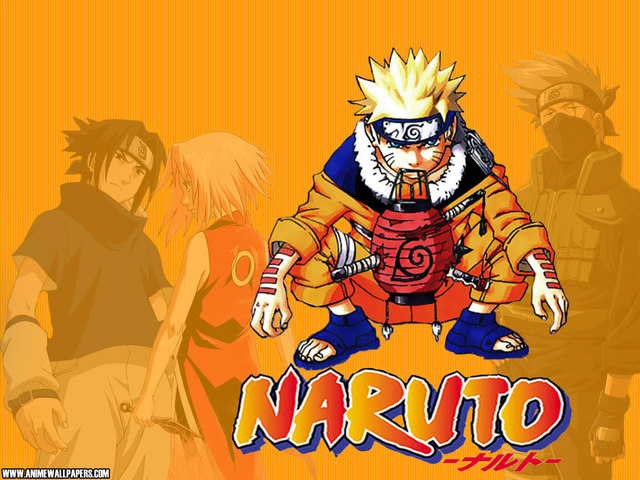 Naruto Anime Wallpaper #79