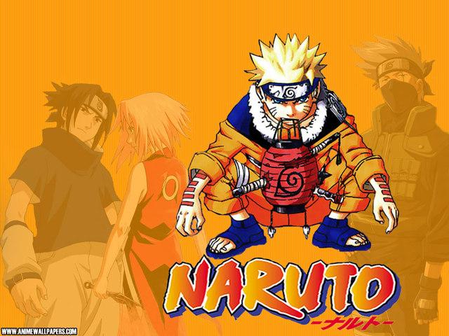 Naruto Anime Wallpaper #79