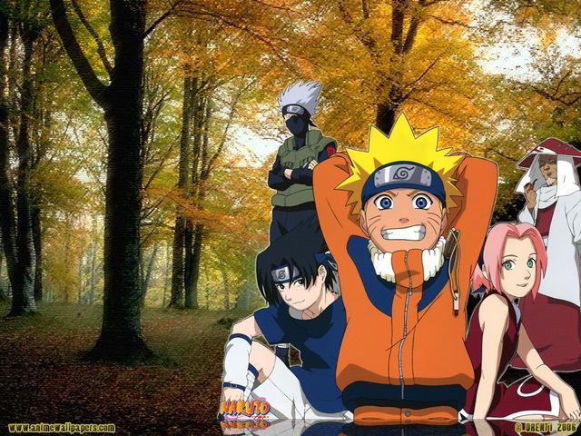 Naruto Anime Wallpaper #9
