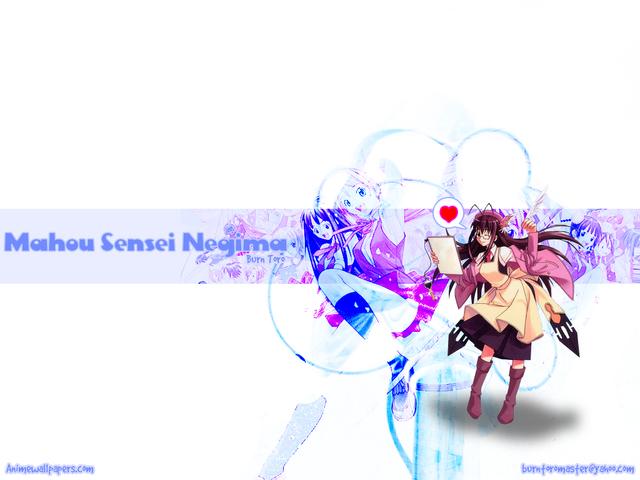 Negima Anime Wallpaper #11