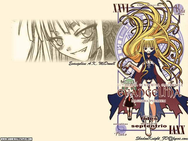Negima Anime Wallpaper #16