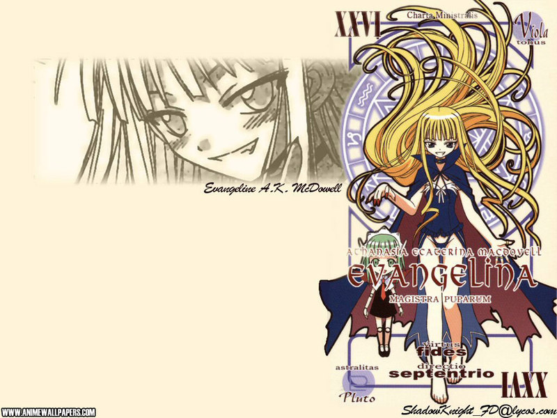 Negima Anime Wallpaper # 16