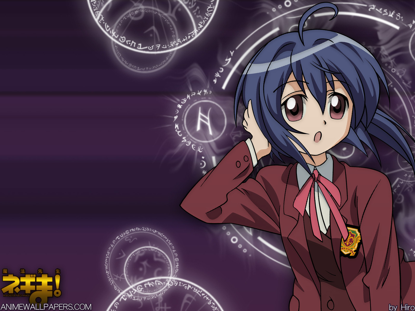 Negima Anime Wallpaper # 18