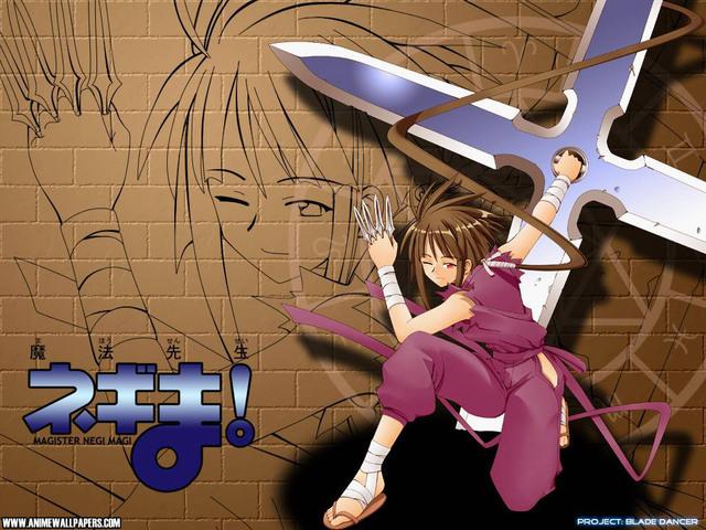 Negima Anime Wallpaper #2