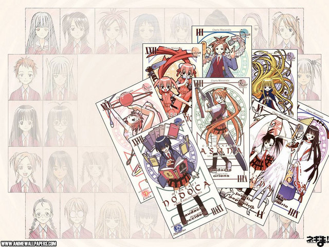 Negima Anime Wallpaper #4