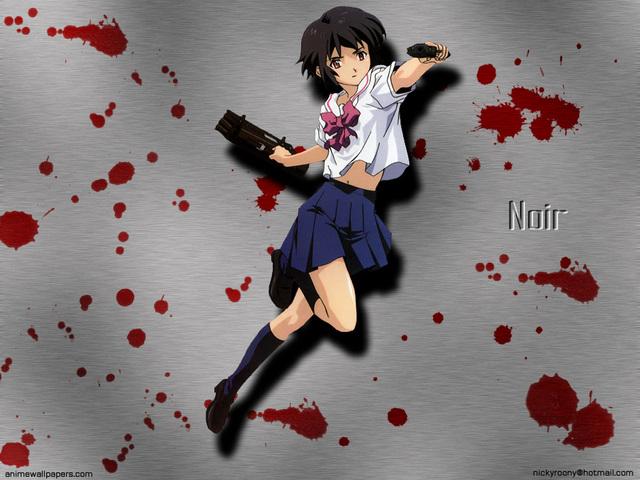 Noir Anime Wallpaper #12