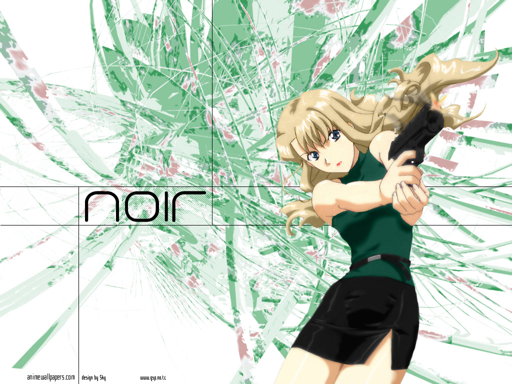Noir Anime Wallpaper # 13