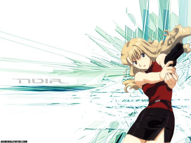 Noir Anime Wallpaper #17