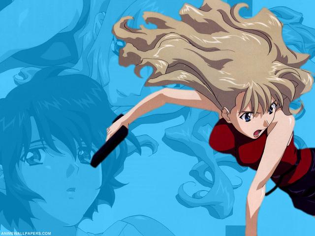 Noir Anime Wallpaper #1