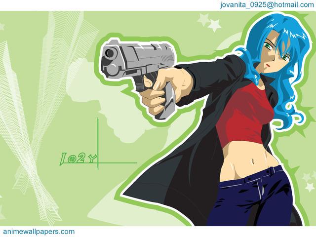 Noir Anime Wallpaper #22