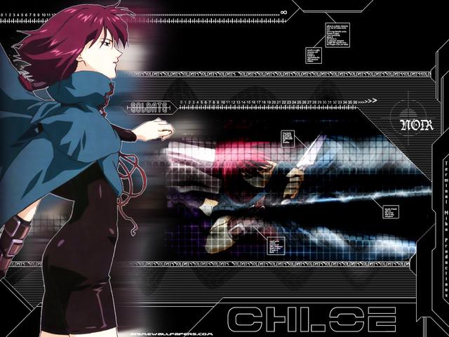 Noir Anime Wallpaper #3