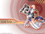 Nyan Nyan Strikers Anime Wallpaper # 1