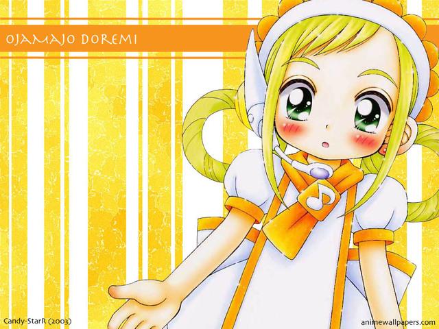Ojamajo Doremi Anime Wallpaper #2