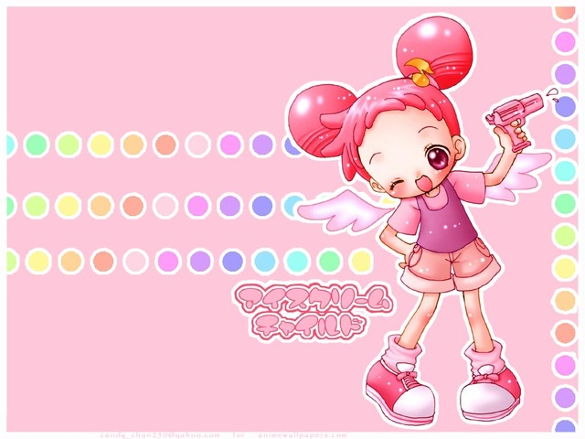 Ojamajo Doremi Anime Wallpaper #3