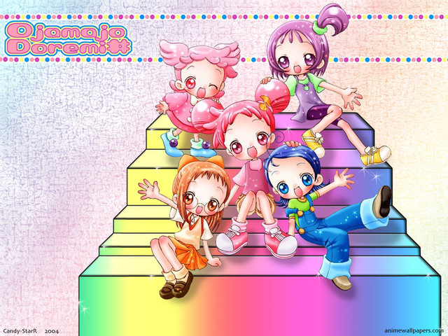 Ojamajo Doremi Anime Wallpaper #5