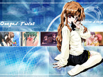 Onegai Twins Anime Wallpaper # 2