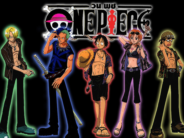 One Piece Anime Wallpaper #1