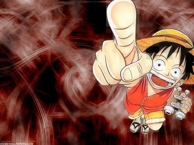 One Piece Anime Wallpaper #4