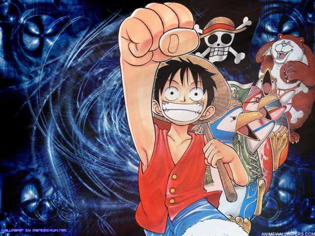 One Piece anime picture