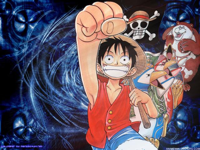 One Piece Anime Wallpaper #5