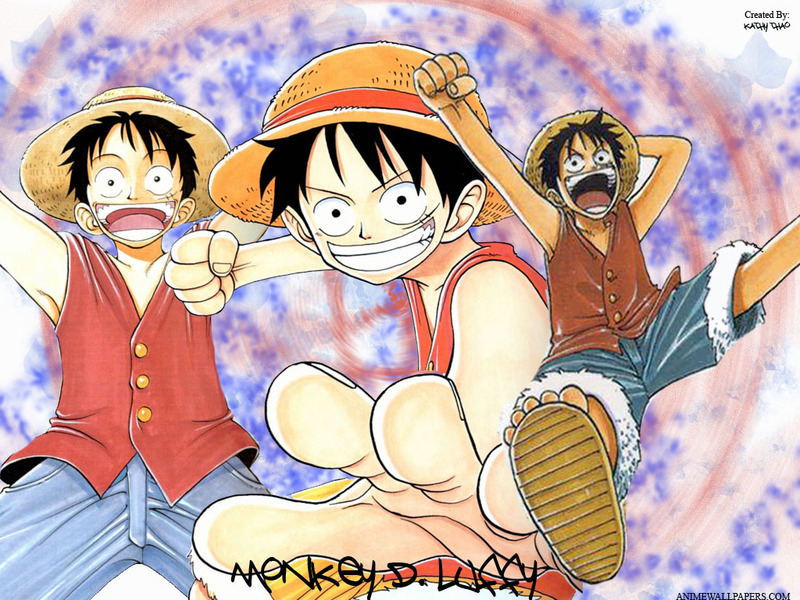One Piece Anime Wallpaper # 6