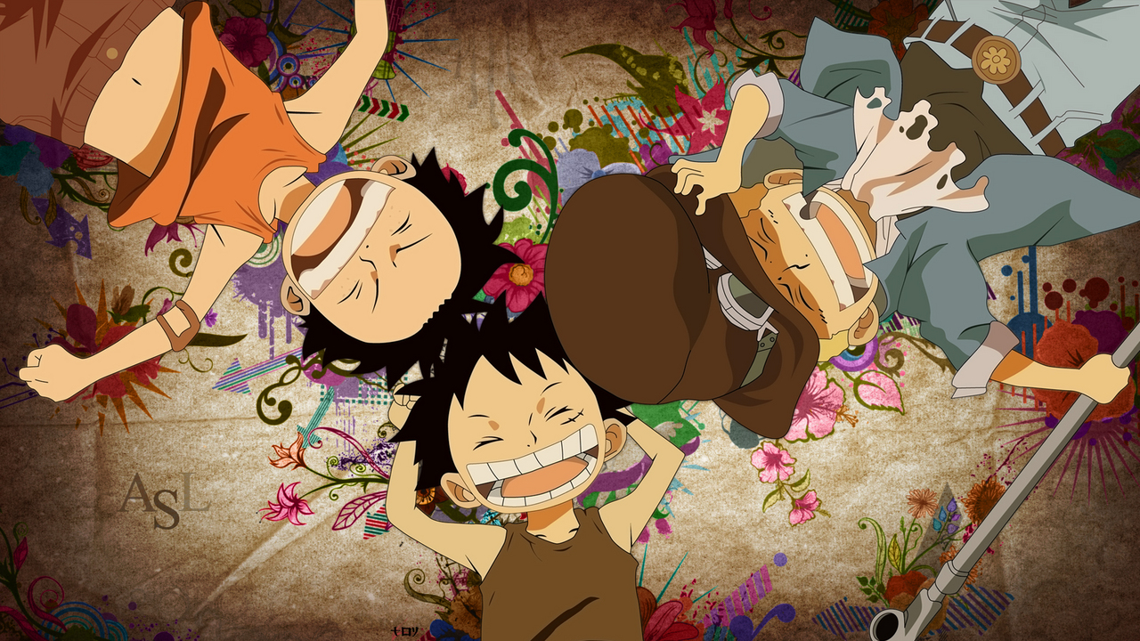 One Piece Anime Wallpaper # 9