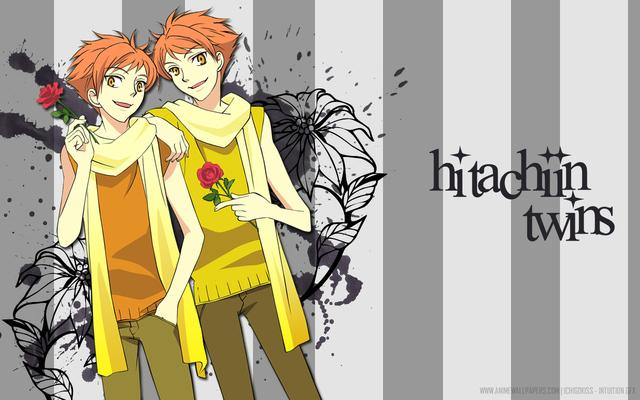 Ouran High School Host Club Anime Wallpaper #2