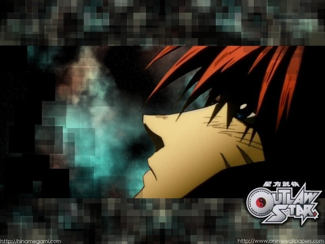 Outlaw Star Anime Wallpaper #2
