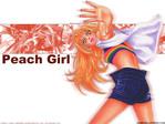Peach Girl Anime Wallpaper # 1