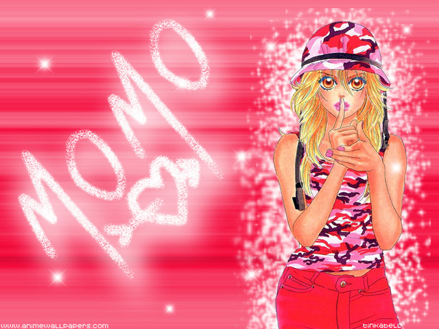 Peach Girl Anime Wallpaper #2