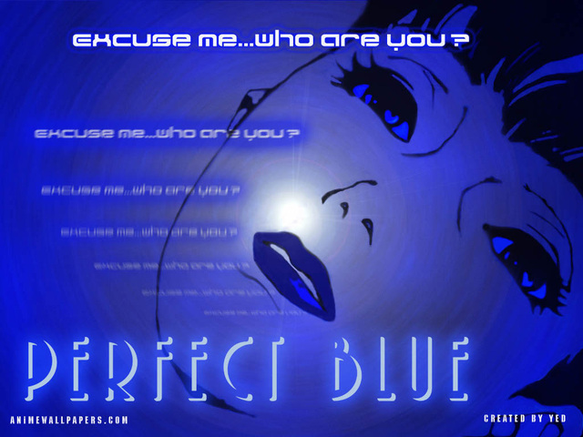 Perfect Blue Anime Wallpaper #1
