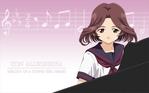 Piano Anime Wallpaper # 1