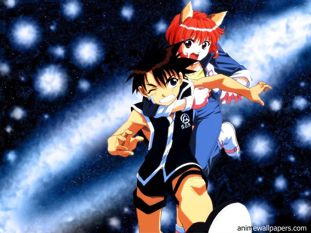 Pilot Candidate Anime Wallpaper # 1