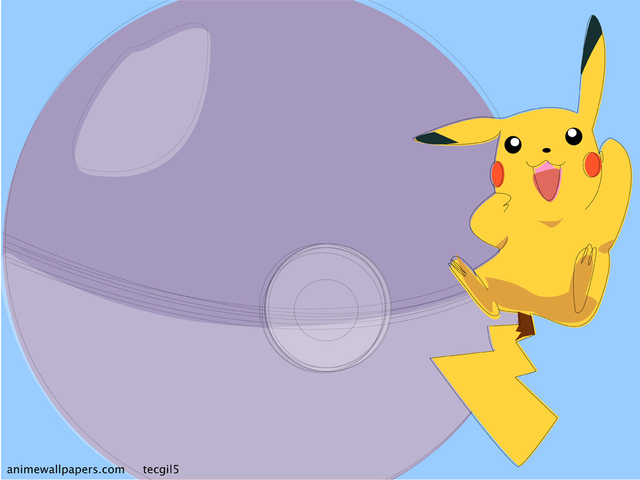 Pokemon Anime Wallpaper #3