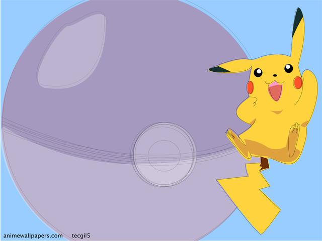 Pokemon Anime Wallpaper #3