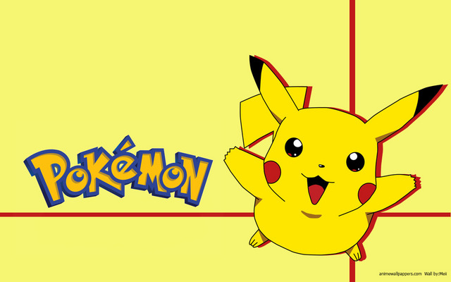 Pokemon Anime Wallpaper #6