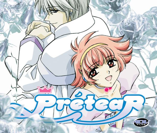 Pretear Anime Wallpaper #1