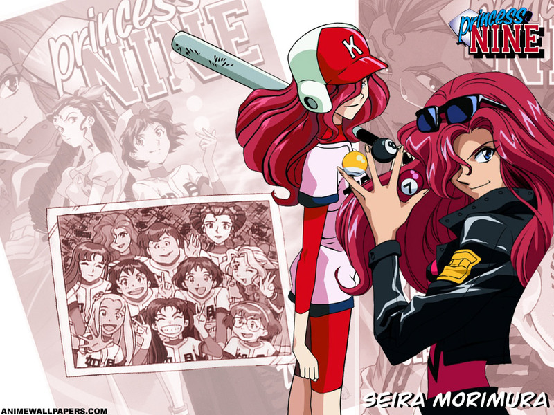 Princess Nine Anime Wallpaper # 1