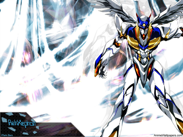 Rahxephon Anime Wallpaper #2