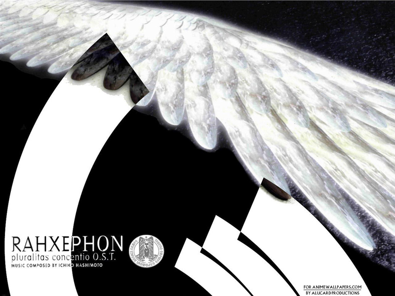 Rahxephon Anime Wallpaper # 3