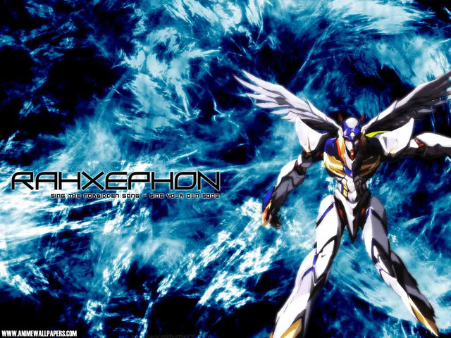 Rahxephon Anime Wallpaper #4