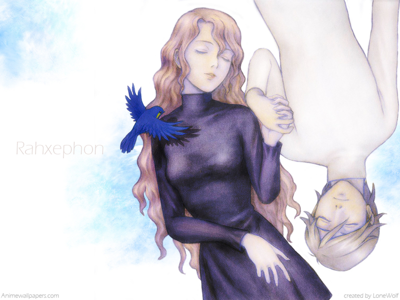 Rahxephon Anime Wallpaper # 5