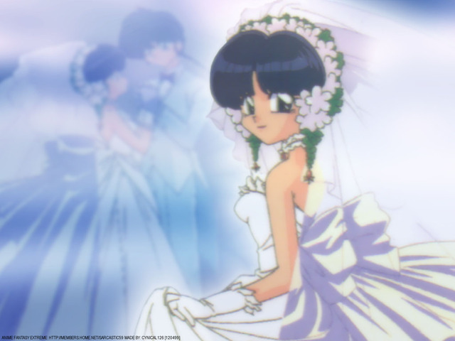 Ranma 1/2 Anime Wallpaper #15