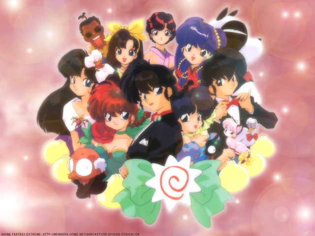 Ranma 1/2 Anime Wallpaper #16
